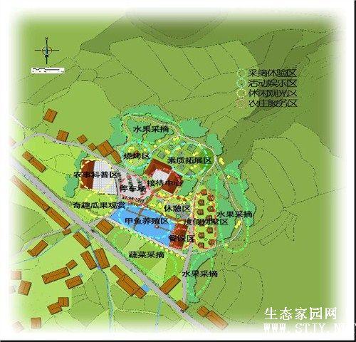 农家乐设计 休闲农业园规划 休闲农业项目规划乡旅供